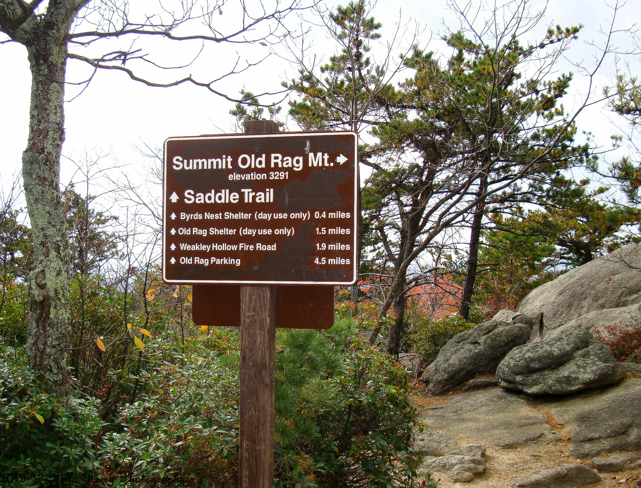 Old Rag Mountain in Shenandoah National Park 9 Mile Hike Strenuous