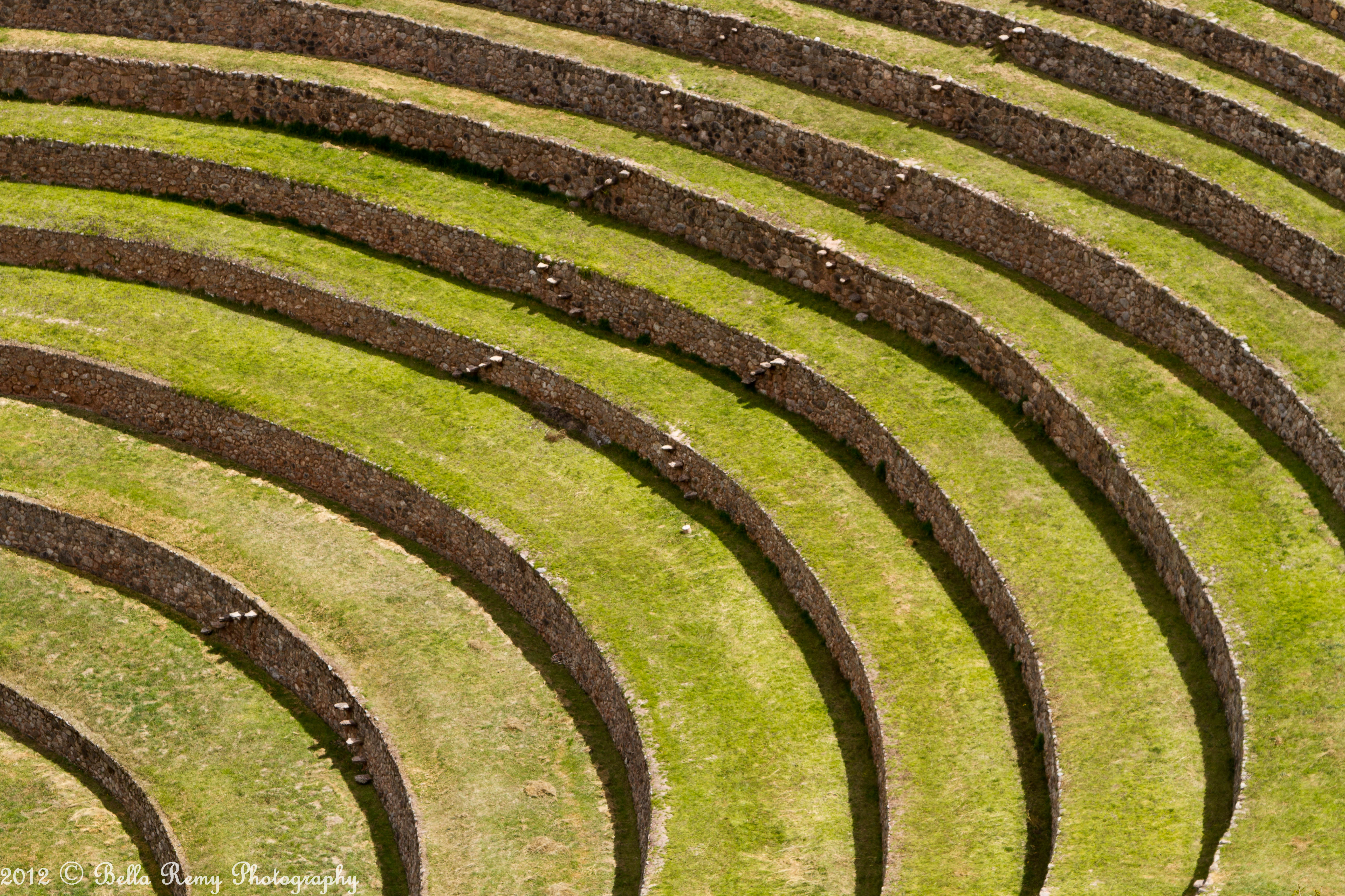 Moray An Inca Farmer S Paradise Emily Carter Mitchell Nature As Art