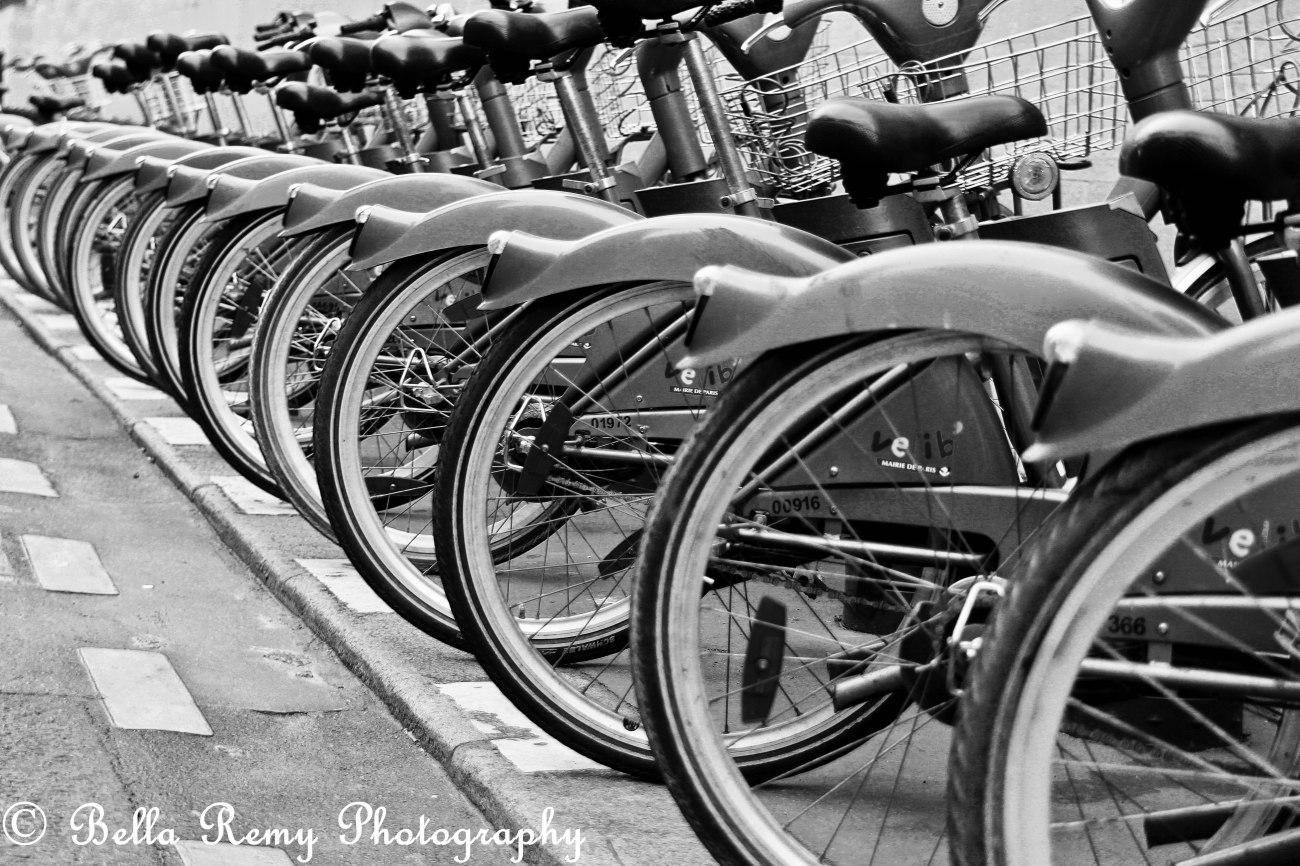 Velib Bike Rentals in Paris http://en.velib.paris.fr/
