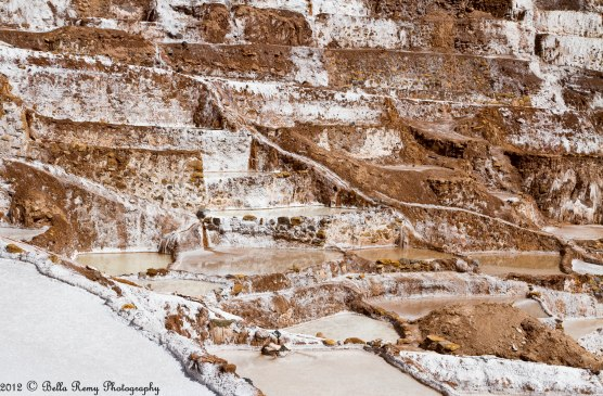 Salineras - Sacred Valley Peru Salt Flats