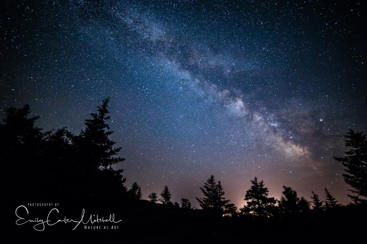 My Stars in Acadia National Park