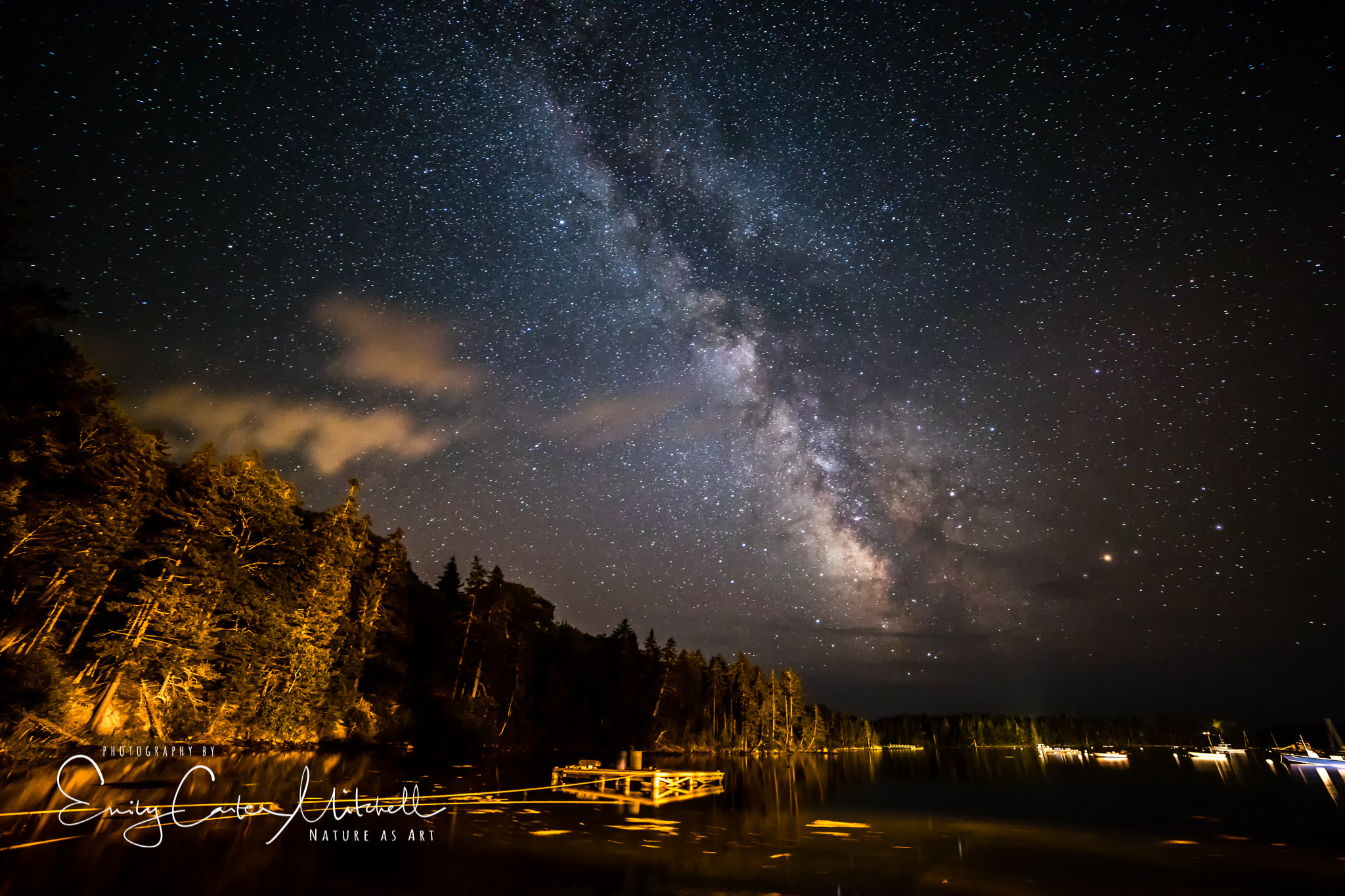 My Stars in Acadia National Park